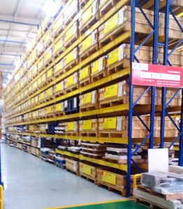 ISO Approved Hot Sale Metal Warehouse Rack Metal Rack pictures & photos