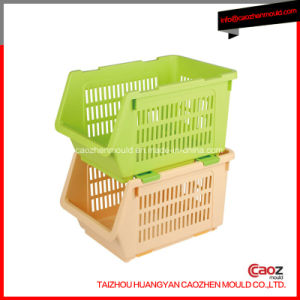 Plastic Injection/Kitchen Hanging Basket Molding pictures & photos
