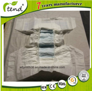 Private Label OEM Name Brand Adult Diapers China Manufacturer pictures & photos