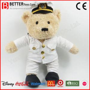 China Stuffed Animal Navy Teddy Bear Toys pictures & photos