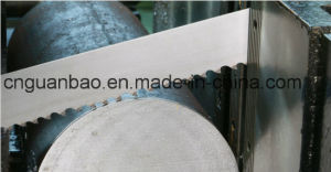 Alloy Band Saw Blades for Hard Material pictures & photos