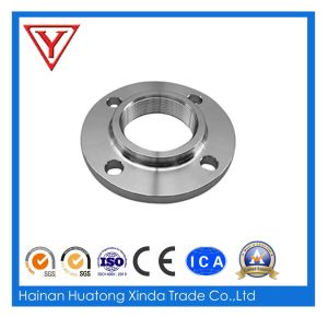 ANSI Standard Stainless Steel Forged Slip on Flange pictures & photos