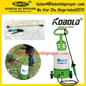 12L Trolley Garden Battery Operated Sprayer pictures & photos