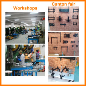 Full Motion TV Mount Corner Wall Mount for 12-32 Inch LED LCD TV Screens pictures & photos