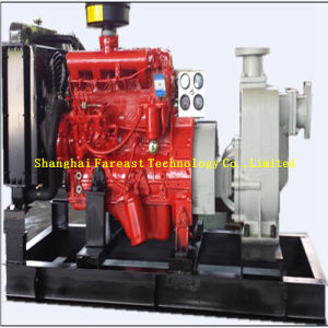 Fire Fighting Diesel Water Pump with Jockey Pump pictures & photos