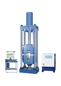 Hydraulic servo single tension testing machine pictures & photos