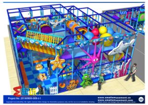 High Quality Kid′ S Soft Playground Equipment pictures & photos