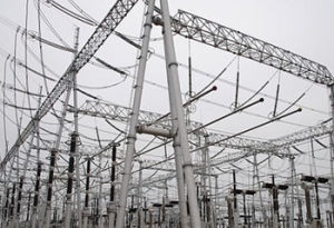 Electric Power Angle Steel Tower pictures & photos