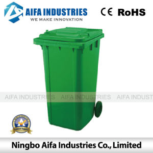 Plastic Injection Mold for Garbage Bin