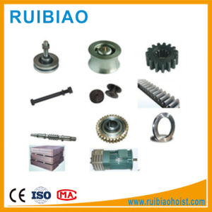 Precision Steel Rack and Pinion Gear Construction Hoist pictures & photos