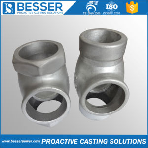 Besserpower 14-Year OEM Customized Stainless Steel Valves Casting Foundry