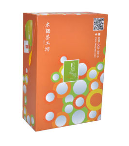 OEM Colorful Tea Packaging Gift Paper Box Wholesale pictures & photos