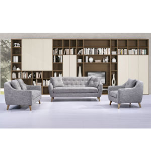 Modern Fabric Leisure Sofa for Apartment Living Room pictures & photos