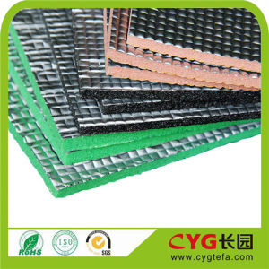 XPE Foam with Aluminum Foil Heat Insulation Material pictures & photos