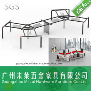 Cheap Metal Steel Office Furniture Table Legs for 6 Seater pictures & photos