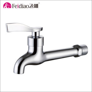 Hot Sale Low Price High Quality Brass Long Cold Water Tap pictures & photos