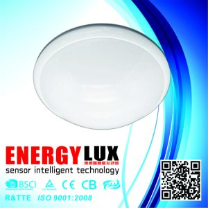 Es-Ml01e Emergency Ceiling Lamp with Microwave Sensor Dimming Function pictures & photos