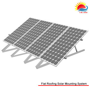 New Design High Strength Solar Panel Mount Rack (IDS0001) pictures & photos
