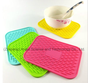 Promotion Gift Kitchenware Silicone Placemat Sm39 pictures & photos