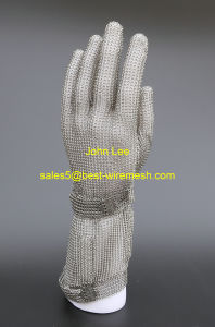 SUS 304 316 Stainless Steel Gloves pictures & photos