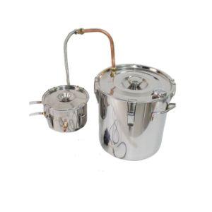 18L/5gal Home DIY Brew Kit White Spirits Making Distiller pictures & photos