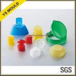 Plastic Injection Flip Top Cap Mould (YS832) pictures & photos