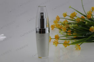 Good Quality Acrylic Lotion Bottle for Cosmetic Packaging (PPC-ALB-051) pictures & photos