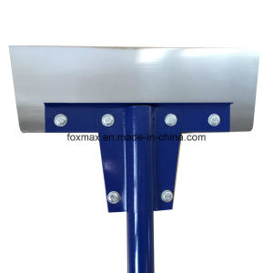 65mn Steel Floor Scraper with Steel Tubular Handle/Fibre Glass Handle pictures & photos