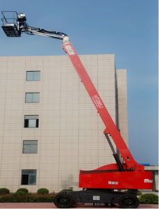 Powerful Ht Series Self-Propelled Telescopic Booms for Sales pictures & photos