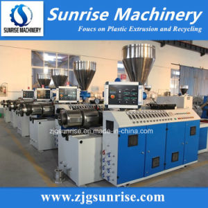 Plastic Extruder for Plastic Pipe Production Line pictures & photos
