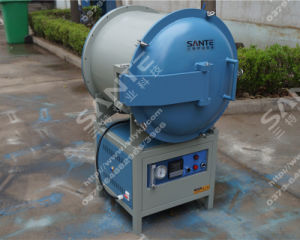 Stz-45-14 Vacuum Electric Resistance Furnace 1400degress for Lab Experiment pictures & photos
