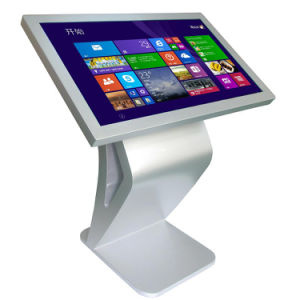 42-Inch Landscape Floor Stand IR/Capacitive Touch Monitor/Screen/Display pictures & photos