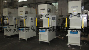 Hardware Products Hydraulic Press Punching Machine pictures & photos