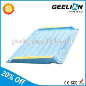 Steel Retainer HDPE Plastic Trench Safety Cover pictures & photos