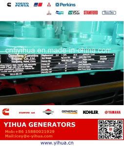 Cummins Super Silent Diesel Generator 20-100kw[20170614] pictures & photos