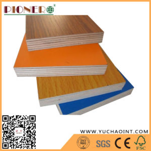 Melamine Plywood for Furniture or Decoration pictures & photos