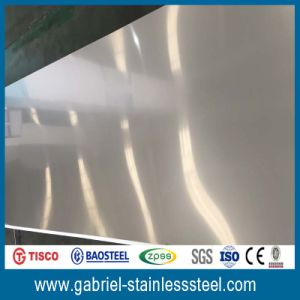 2b Cold Rolled AISI 316 Stainless Steel Sheet pictures & photos