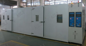 Walk in Style Chamber Temperature (humidity) Test Chamber pictures & photos
