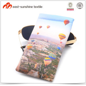 Factory Derect Microfiber Shrapnel Pouch for Sunglasses pictures & photos