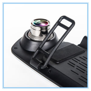 4.3 Inch Full HD 1920*1080 Car DVR with Two Cameras pictures & photos