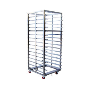 Baking Machine Equipment Rotary Oven Rack for Bakery pictures & photos