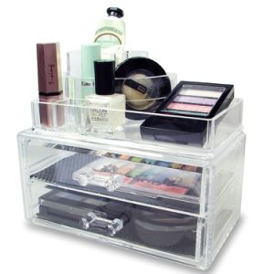 Acrylic Jewelry Case, Cosmetic Storage Display, Acrylic Boxes pictures & photos
