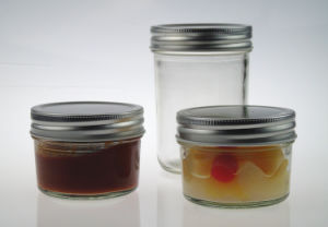 4oz. (110ml) 8oz. (250ml) 12oz. (260ml) 16oz. (475ml) Mason Preserving Jars pictures & photos