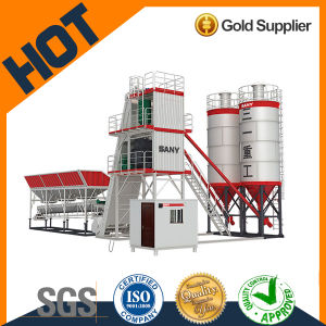 High Quality Sany Mobile Concrete Batching Plant for Best Price pictures & photos