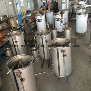 Stainless Steel Coil Type Fruit Juice Pasteurizer pictures & photos