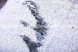 New Design Polpular DIY Sequin Pillow Cover pictures & photos