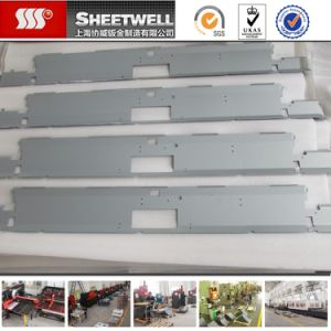 Hot Selling Painting Cold Rolled Steel Stamping Parts pictures & photos