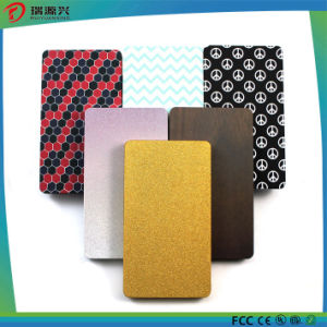 2016 Hot Selling 4000mAh Ultrathin Polymer for iPhone iPad Power Bank pictures & photos