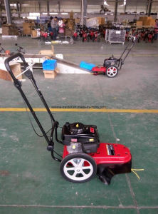 Gasoline 5.5HP Deluxe Field Trimmer pictures & photos