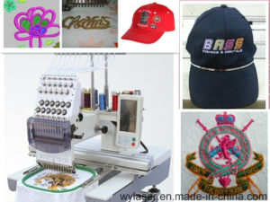 12 Needles Single Head Tajima Style Embroidery Machine Price pictures & photos